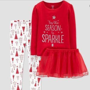 Just One You: 'Tis the Season to Sparkle 3pc Set